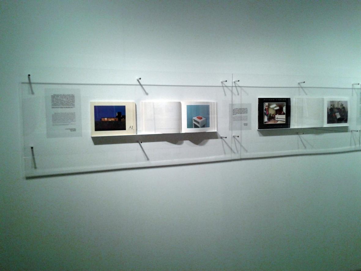 Exposition Paul Graham au BAL (salle de lecture)