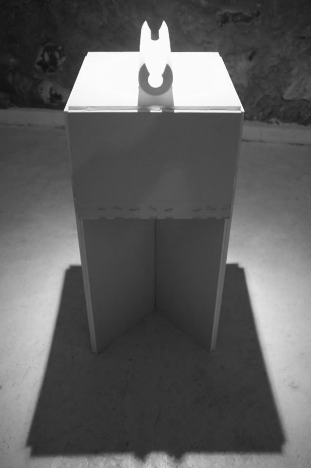 Kevin Cadinot, Papier Peint, 2014.