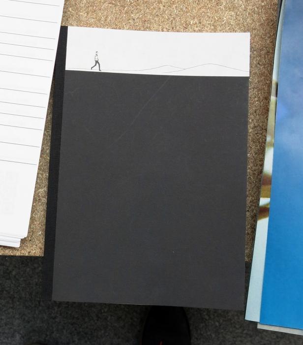Vincent BROQUAIRE (livre de dessins, édition de 100 ex)