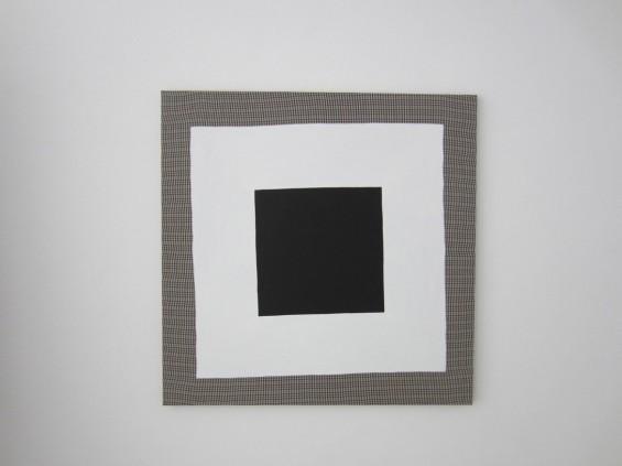 Nicolas Chardon, Gentleman, 2013. -100 x 100 cm-