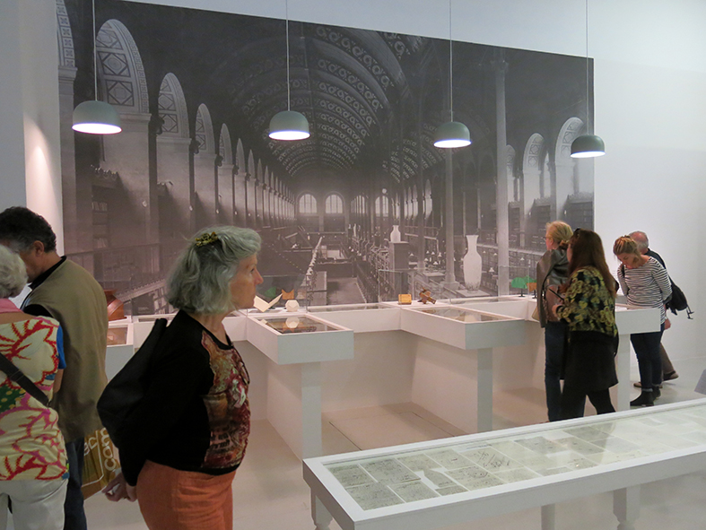 vue de l'exposition (poster mural)