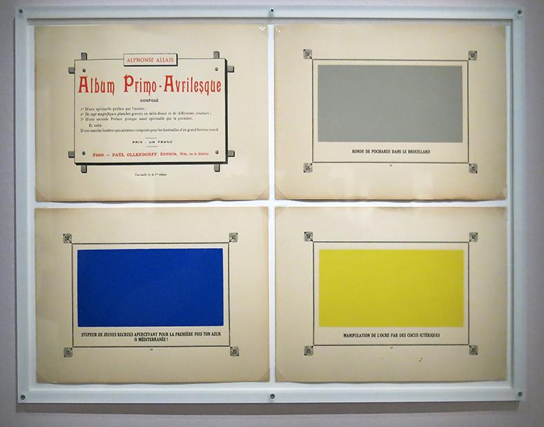 Alfonse Allais, Album Primo avrilesque