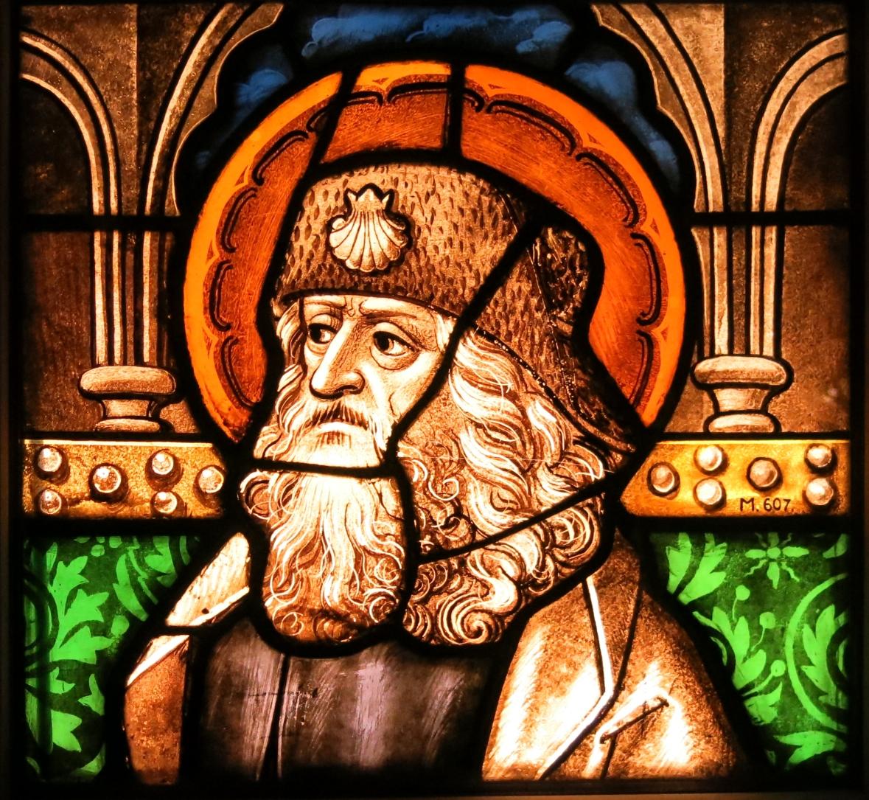 Saint Jacques (vitrail)