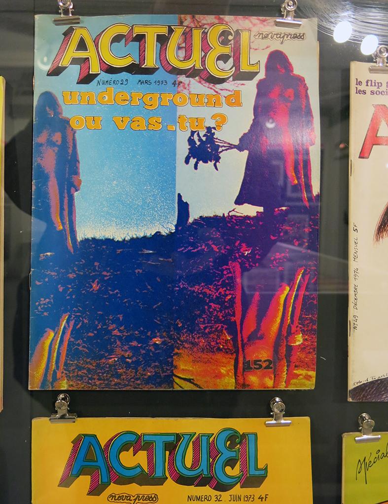 Actuel 1973