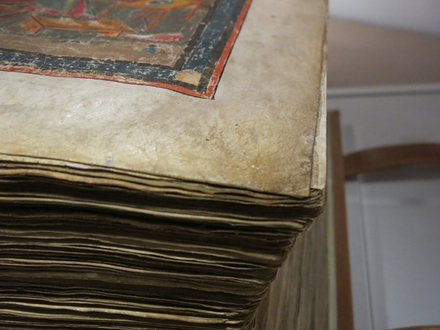 Codex Amiatinus 8e siecle