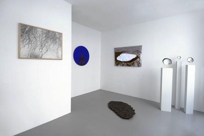 Thomas Tronel-Gauthier chez 22,48 m2, vue d'exposition