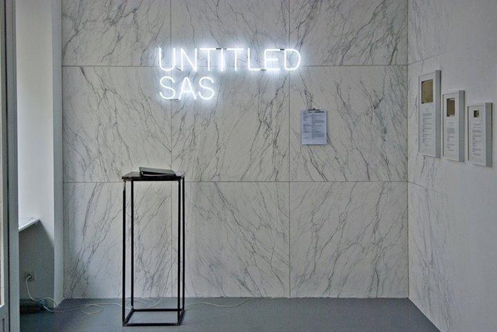Emilie Brout et Maxime Marion, Untitled SAS, 2015.