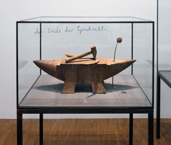 Anselm Kiefer, Das Ende der Geschichte [la fin de l'histoire].