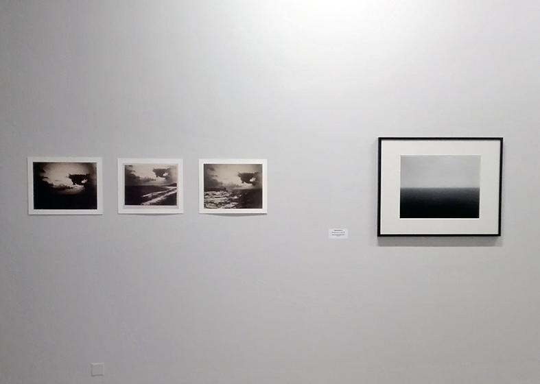 Gustave Le Gray, Hiroshi Sugimoto