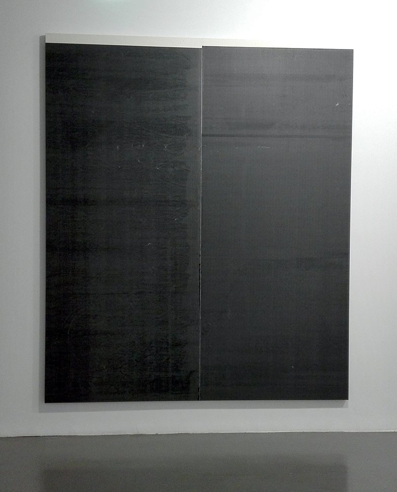 Wade Guyton, Untitled.
