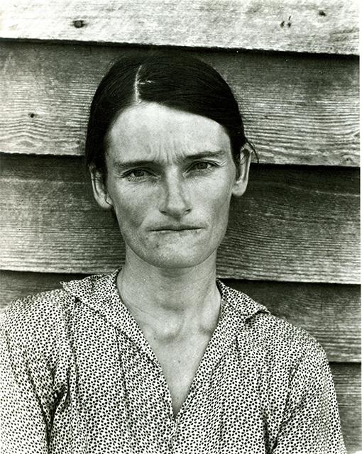 Walker Evans, Femme de Fermier, 1936.