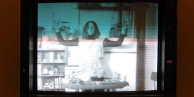 Martha Rosler, Semiotics of Kitchen, 1975.