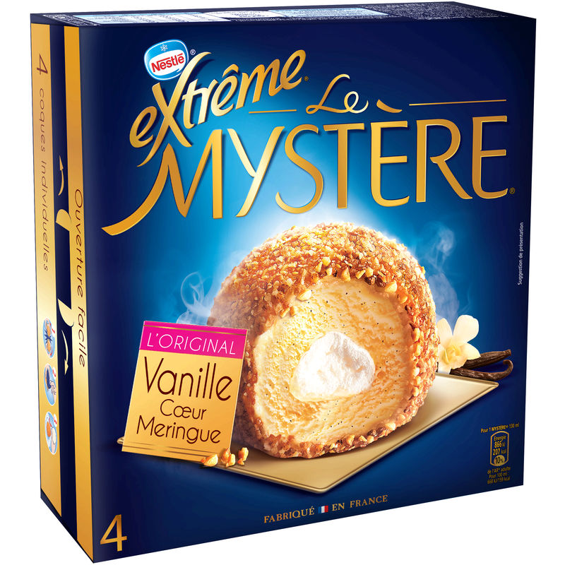 glace mystere