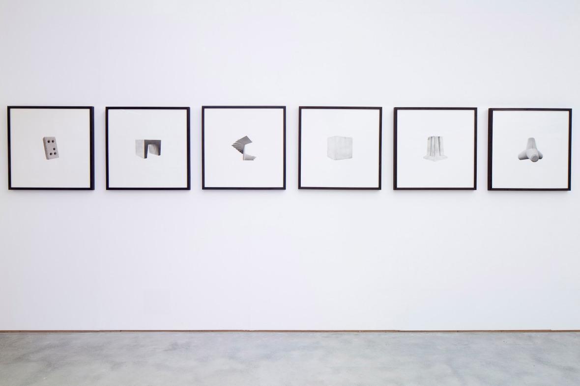Bruno Fontana, Concrete Forms